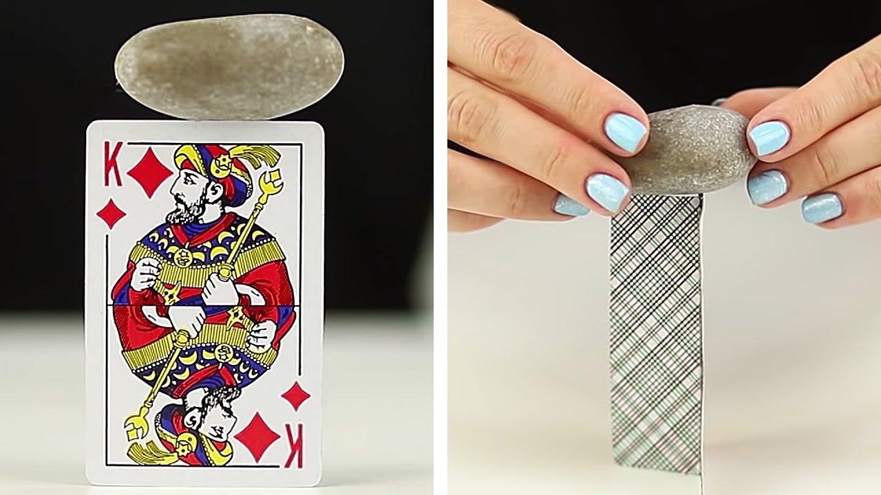 Leichte Zaubertricks Zum Nachmachen