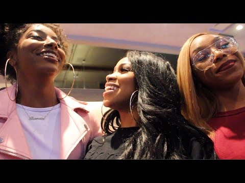 ATL TURN UP | WHEN YOUTUBERS LINK UP! + Keesha's Bday!