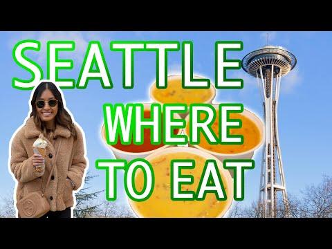 SEATTLE: 8 BEST RESTAURANTS