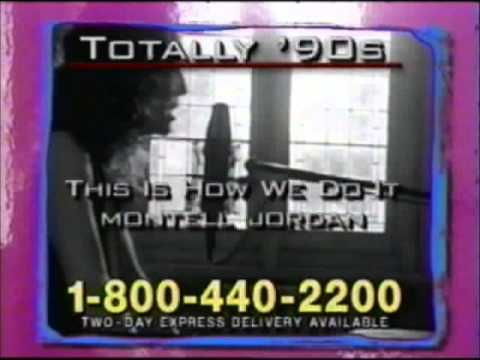 Totally 90s Commercial 1997