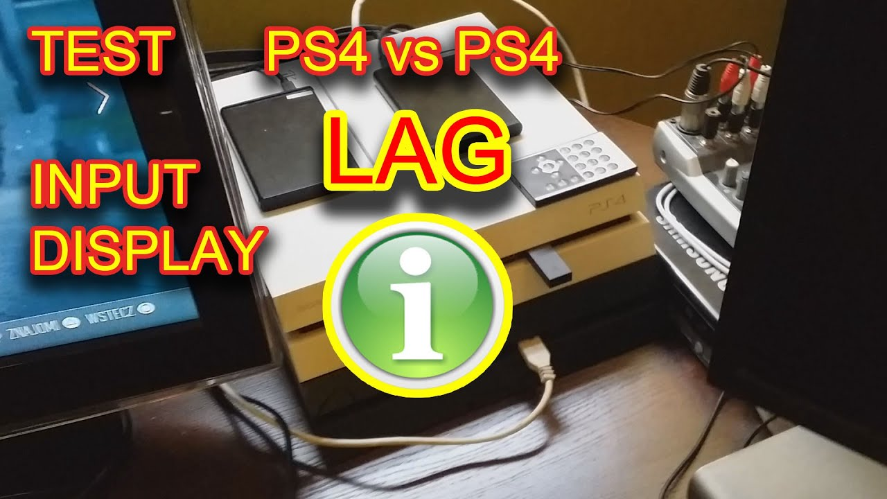 how to stop lag on ps4