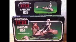 Vintage Speeder Bike Review