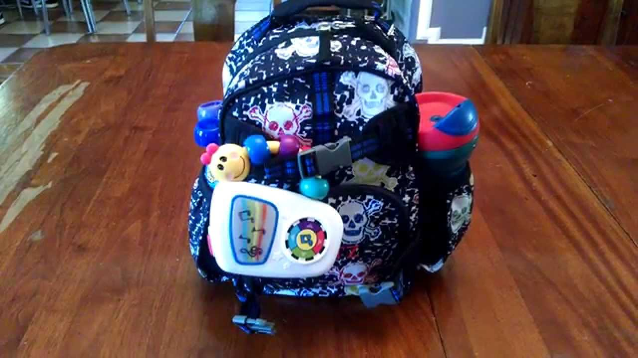 Kids Diaper Bag : Pottery barn kids mini backpack hatz diaper bag