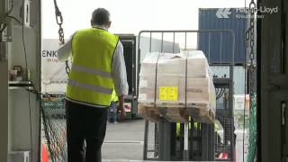 Hapag-Lloyd Kreuzfahrten:  MS COLUMBUS 2  Schiffsübernahme
