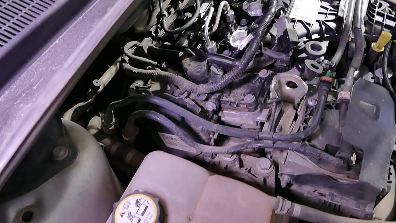 ford kuga двигатель duratorq tdci 2.0 ремонт