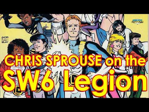 Legionnaires & The Legion Of Superheroes | COMIC BOOK SYNDICATE