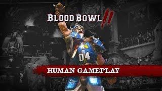Blood Bowl 2 - Trailer de Apresentação do Gameplay: Humanos