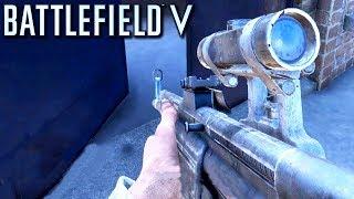 Ukradł mi broń - Battlefield V | BATTLE ROYALE (#3)