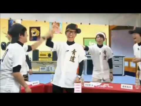 [ENG] Diamond no Ace Seiyuu Christmas Special: LOVE Jenga