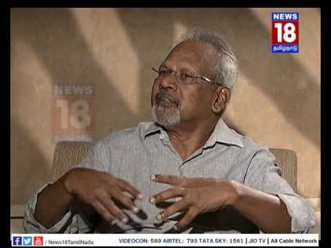Interview with Mani Ratnam | Vellum Sol | News18 Tamil Nadu