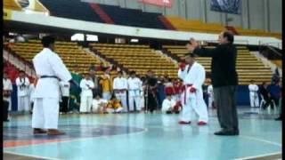 Campeonato Regional de Karate Zona Norte 2009 - Trujillo Perú (Felipe Salaverry Muñoz)