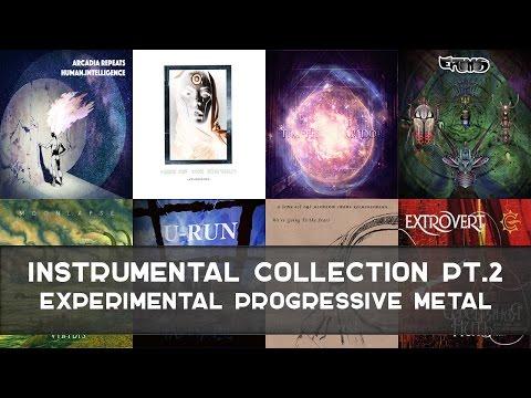 Instrumental Experimental Progressive Metal/Rock mix pt.2