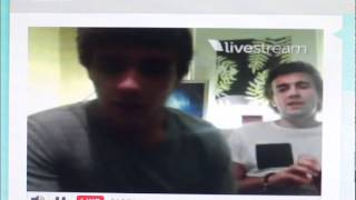 Liam & Andy twitcam [19/6/12]  Part 3