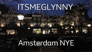 Amsterdam NYE (Ice skating & Fireworks)
