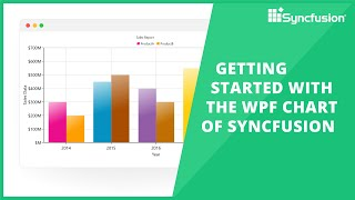 Getting Started with the WPF Charts of Syncfusion