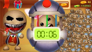 All Explosives Weapons vs 999 Buddy   Kick The Buddy