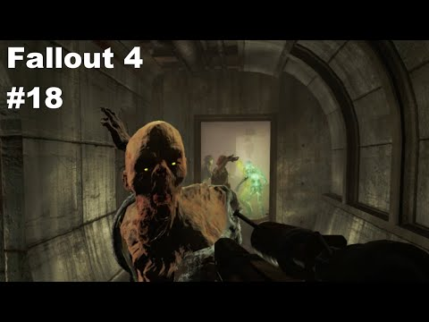 Fallout 4 Ep 18 Mass Pike Tunnel West