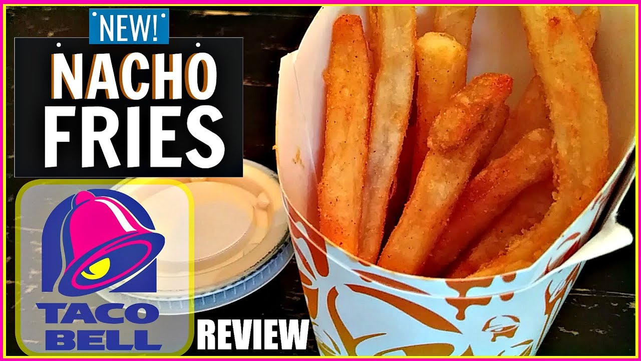 Taco Bell's $1 Nacho Fries make menu debut