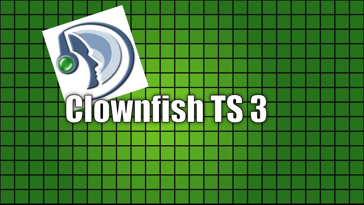 clownfish ts