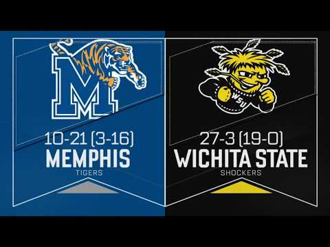 Wichita State Volleyball WSU vs. Memphis