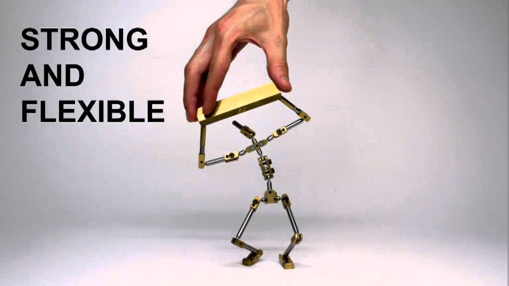 KINETIC ARMATURES, stop motion profesional armatures or skeletons ...