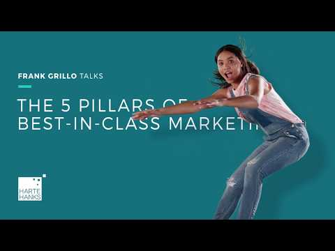 The 5 Pillars of Best-in-Class Marketing