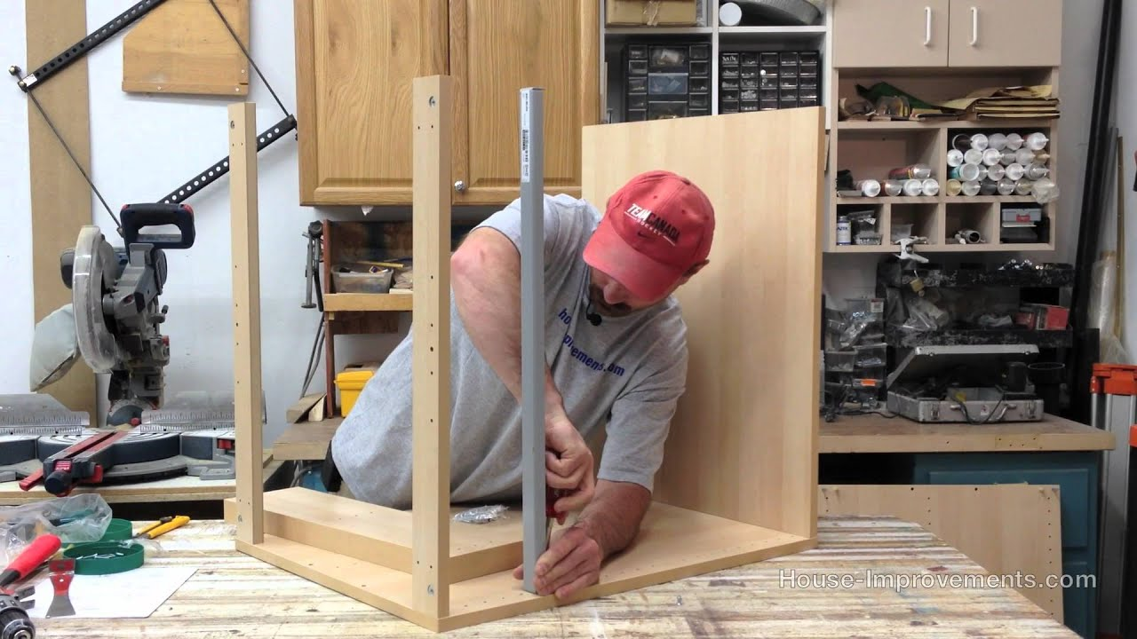 How to assemble a cabinet 64
