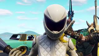 Who is Behind/Underneath The Whiteout Skin - Fortnite Biker Skin!!