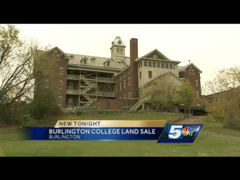 Burlington College sells land to help fix financial problems