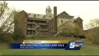 Burlington College sells land to help fix financial problems