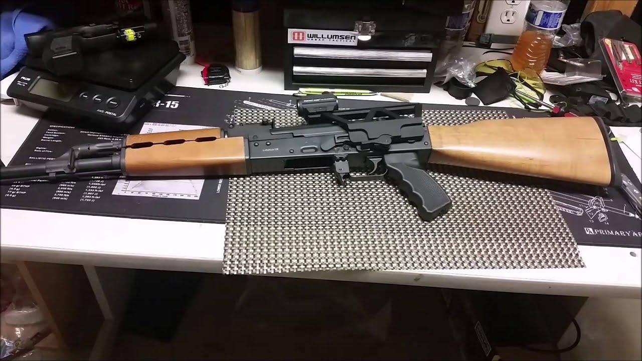Yugo NPAP AK47 Overview