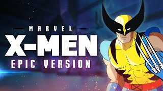 X-Men - The Animated Series Theme | Epic Version