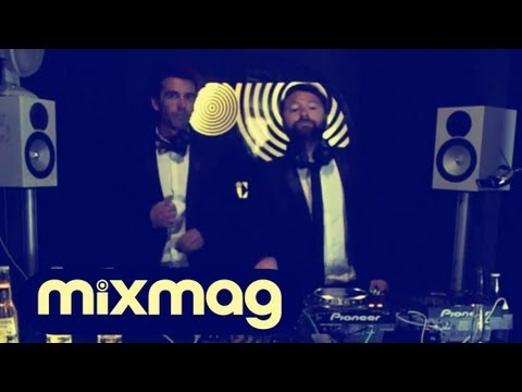 YOLANDA BE COOL & STEFANO RITTERI in the Mixmag Lab