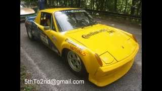 Chasing the Dragon Hillclimb 8- Porsche 914 #1414/#414