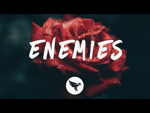 Lauv - Enemies (Lyrics) KAJ Remix