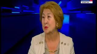 Смотреть видео Россия 24  Интервью Зиля Валеева от 12 августа онлайн