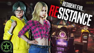 Resident Evil Resistance - I'm Hot, But Awesome