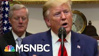 Trump Uses Solemn Event As 'Political Prop,' Say Admiral | Morning Joe | MSNBC