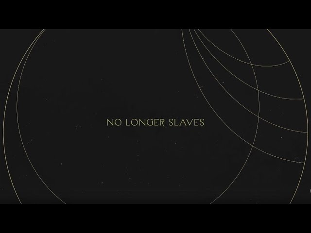 No Longer Slaves | Without Words : Genesis