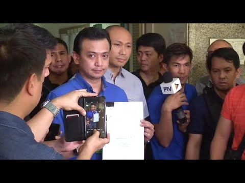 Trillanes files raps vs Mocha Uson over 'fake news'
