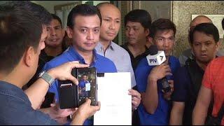 Trillanes files raps vs Mocha Uson over 'fake news'