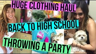 Huge Vacation Clothing Haul   Going To Cuba!