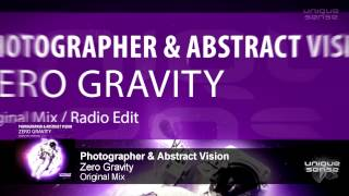 Photographer & Abstract Vision - Zero Gravity (Original Mix Preview)
