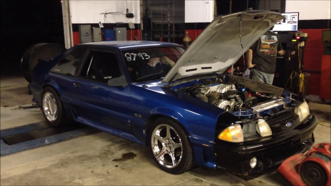 Mustang Gt 0 60 >> 1990 Mustang GT On3 Performance Turbo Stock Block/Cam ...