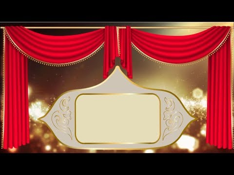 BEAUTIFUL WEDDING TITLE BACKGROUND ANIMATION LOOP || DMX HD BG 232