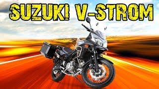 Как купить б/у мотоцикл в США ? | Купил Suzuki V-Strom DL 1000 [2014 года]