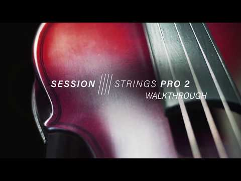Sessions Strings Pro 2 - Walkthrough   Native Instruments