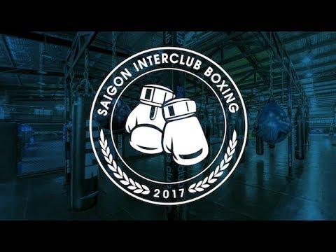 Saigon Interclub Boxing 3 @ Saigon Sports Club |  LE MINH HOANG vs LE NAM ANH