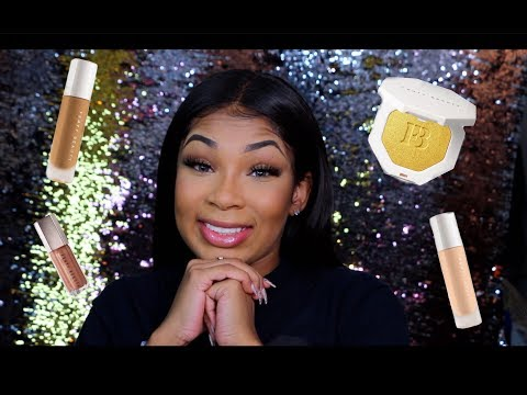 FENTY BEAUTY REVIEW! IS IT AALIYAHJAY APPROVED? | AALIYAHJAY