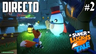Vídeo New Super Lucky's Tale